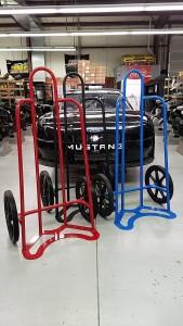 New CTW Tire Carts